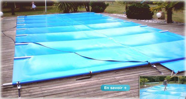 Le site de la bache piscine barre for Sangle enrouleur piscine