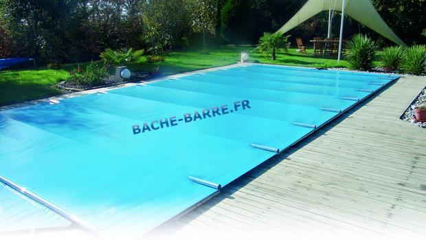 fiche technique de la b che barres 4 saison version luxe le site de la bache piscine barre. Black Bedroom Furniture Sets. Home Design Ideas
