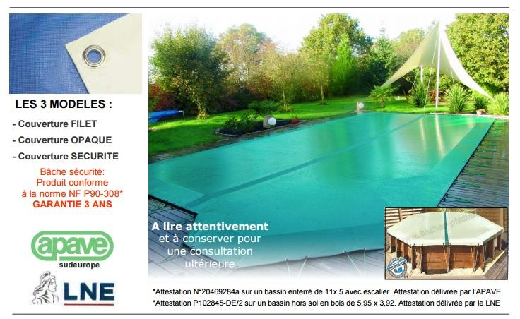 Le site de la bache piscine barre for Fabrication enrouleur bache piscine